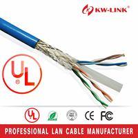 Best professional c6 utp cat6e indoor communication cable