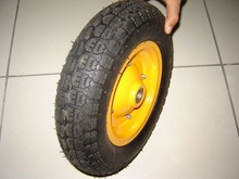 wheelbarrow tire trolley tire
