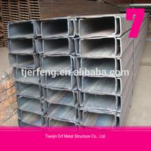 Steel C Channel Weight / Steel Channels / C Channel Purlins Specification