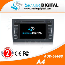 6.2 Inch sat nav with rear view camera for A4 S4 RS4 Autoradio DVD GPS