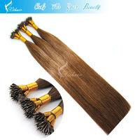 6A Grade Virgin Brazilian Hair Best Selling Products Human Hair Extension Nano Tip
