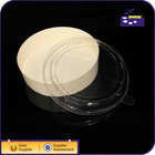 round wooden packing box/laminated round wooden food box