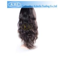 KBI Virgin Brazilian full lace wig,afro hair wigs grey