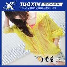 nylon tulle fabric for Sun protection clothing/semitransparent nylon taffeta fabric/nylon yarn