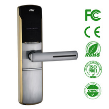 Smart RF ID door locks for metal gate