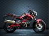 mini unique 125cc motorcycle ZF-150R
