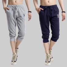 New model half pants for men OEM factory wholesale Jogging Trousers men sports short pants man cheap sport pants