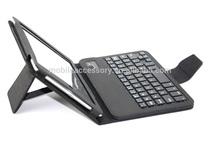 legoo mini bluetooth keyboard leather case for iPad mini