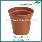 4 inch plant pot