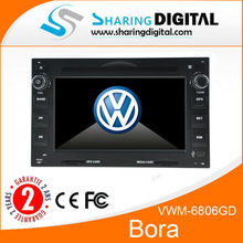2 Din Autoradio dvd gps for VW Chico 2004-2009 In Dash car dvd gps