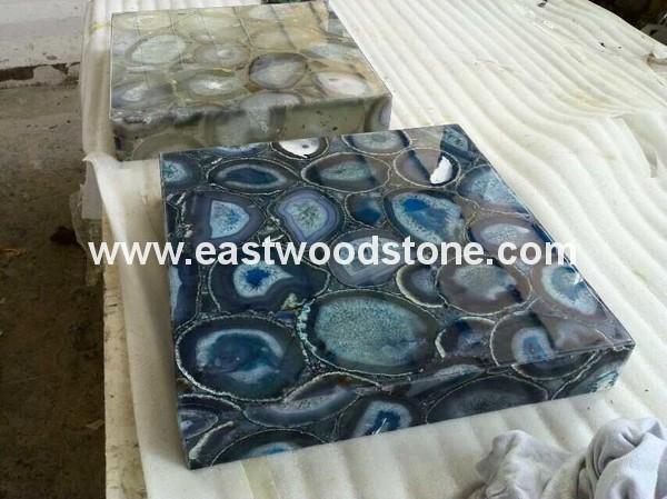 Stone Price in Kolkata Light Blue Onyx Stone Price