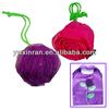 big order flower shape expandable shopping bag