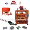 Price Concrete Block Machine In Canada QT4-40 Concrete Block Making Machine Price