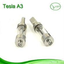 factory price wholesale tesla a3 atomizers / vapor cigarette wholesale tesla e-cigarette