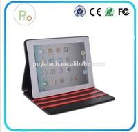 Fashion diamond stripe case cover,for ipad air ferrari case PRO-IP01527
