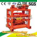Qtj4-40 manual de molde para bloques de hormigón