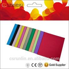 A4 normal color EVA Foam Sheets, Craft Materials, Brand New