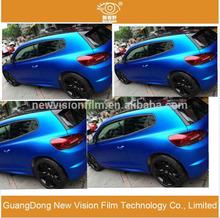 chrome matte car wrap film factory price car body protect film