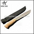 madeira de faia faca de caça