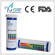 acidic & alkaline wide range pH strips swimming pool ph test kit
