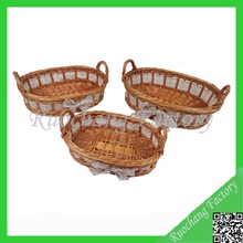 2014 hot sell decorative baskets for wedding for gift,gift baskets empty,empty wicker gift baskets