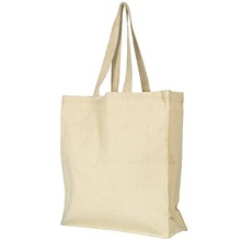 incredibly strong and durable 100% 10oz unbleached canvas Heavy Weight Shopper Bags