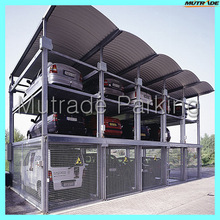 Hydraulic Car Lift Used For parking