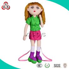 18 Inch Beautiful Plush American Girl Doll High Hell Shoes