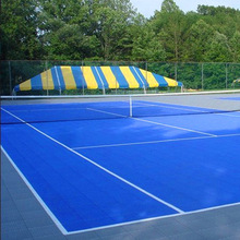 outdoor basketball interlocking tiles PP interlock