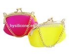 China Manufacture Women MK Handbags Fashion Silicone tote bag