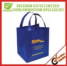 Promotional Logo Printed Cheap Shopping Bag