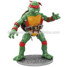 TMNT MOC 1990 Teenage Mutant Ninja Turtles 44 Back LEONARDO Action Figure