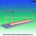 rehabilitación y fisioterapia equipo barras paralelas