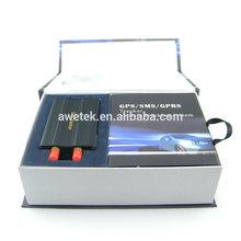 Professional Vehicle GPS tracker petrol remote control truck gsm gps car tracker turn off