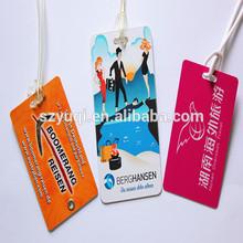 ultra lightweight luggage tag