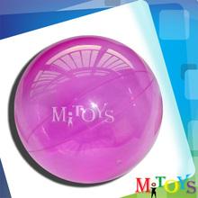 2014 Custom Bouncing Hollow Plasitc Toys Ball Cheap Plastic Balls