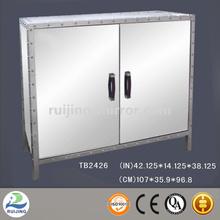 mirror glass magnet cabinet door catches/door closer