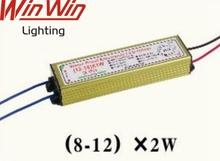 Outdoor Aluminum Alloy Waterproof IP66 WW-LD-017 LED Drive