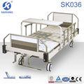 sk036 estilo japonês duas vezes crank hospital manual cama