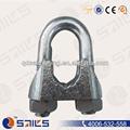 Din741 fil clips de corde réglable attaches