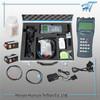 low cost clamp type portable ultrasonic flow meter