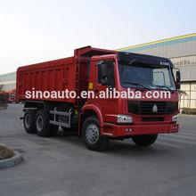 SINOTRUK HOWO 6x4 medium duty dump trucks for sale