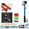 colorful selfie stick colorful wireless monopod for mini moto
