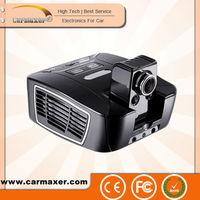 2 in 1 Car Air Purifier + Car DVR multi-function 1080P car black box gps