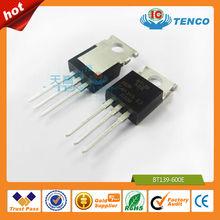 original electronic components led drive ic BT139-600E