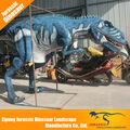 2014 de alta calidad nuevo diseño de productos de halloween traje de dinosaurio velociraptor para los niños