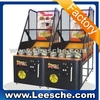 TH820 hot selling coin-operated-basketball machine/basketball shooting machine for sale