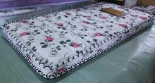 Natural palm fiber mickey baby crib mattress
