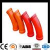 all size concrete pump elbow/concrete pump pipe elbow