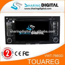 In Dash Car DVD Player For VW TOUAREG car gps dvd player